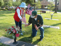 Memorial Day - VFW Post 12024 - Harry and Mary Machin