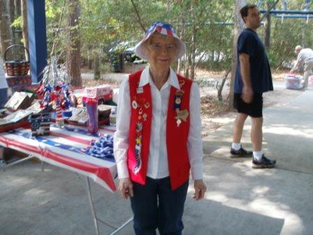 Click on Photo to view Gallery - Flag Day June 2011