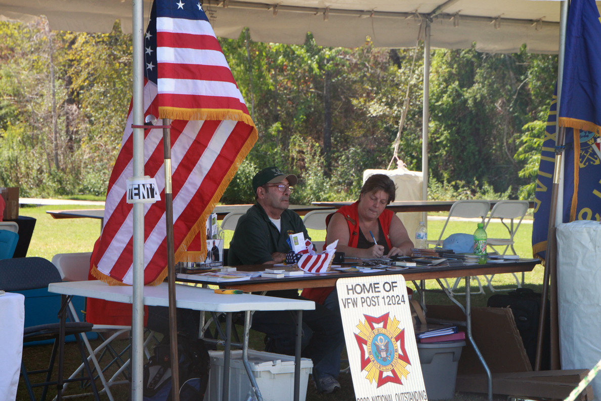Click on Photo to view Gallery - National Night Out October 2011
