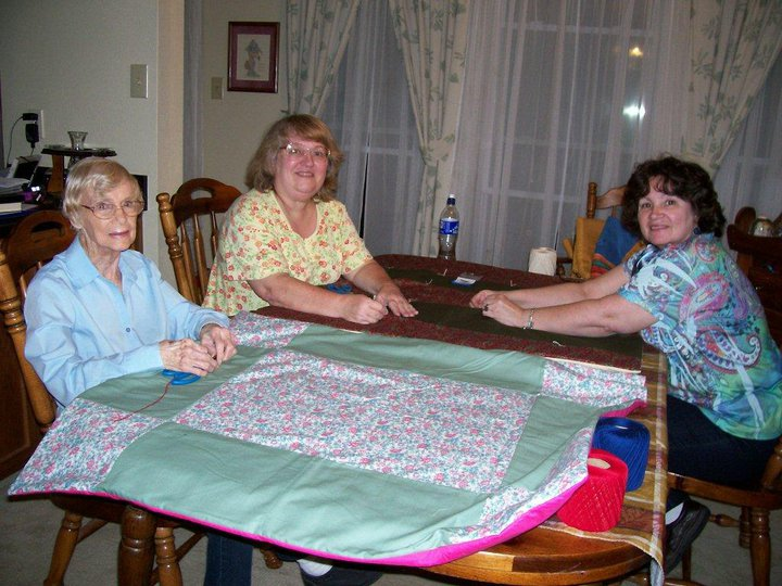 Click on Photo to view Gallery - Quilting
