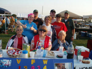 Click on Photo to view Gallery - Relay For Life April 2011